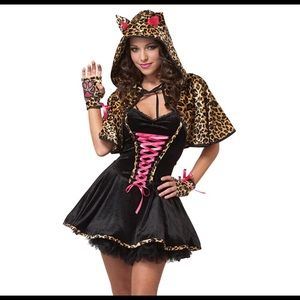 The Cats Meow Halloween Costume